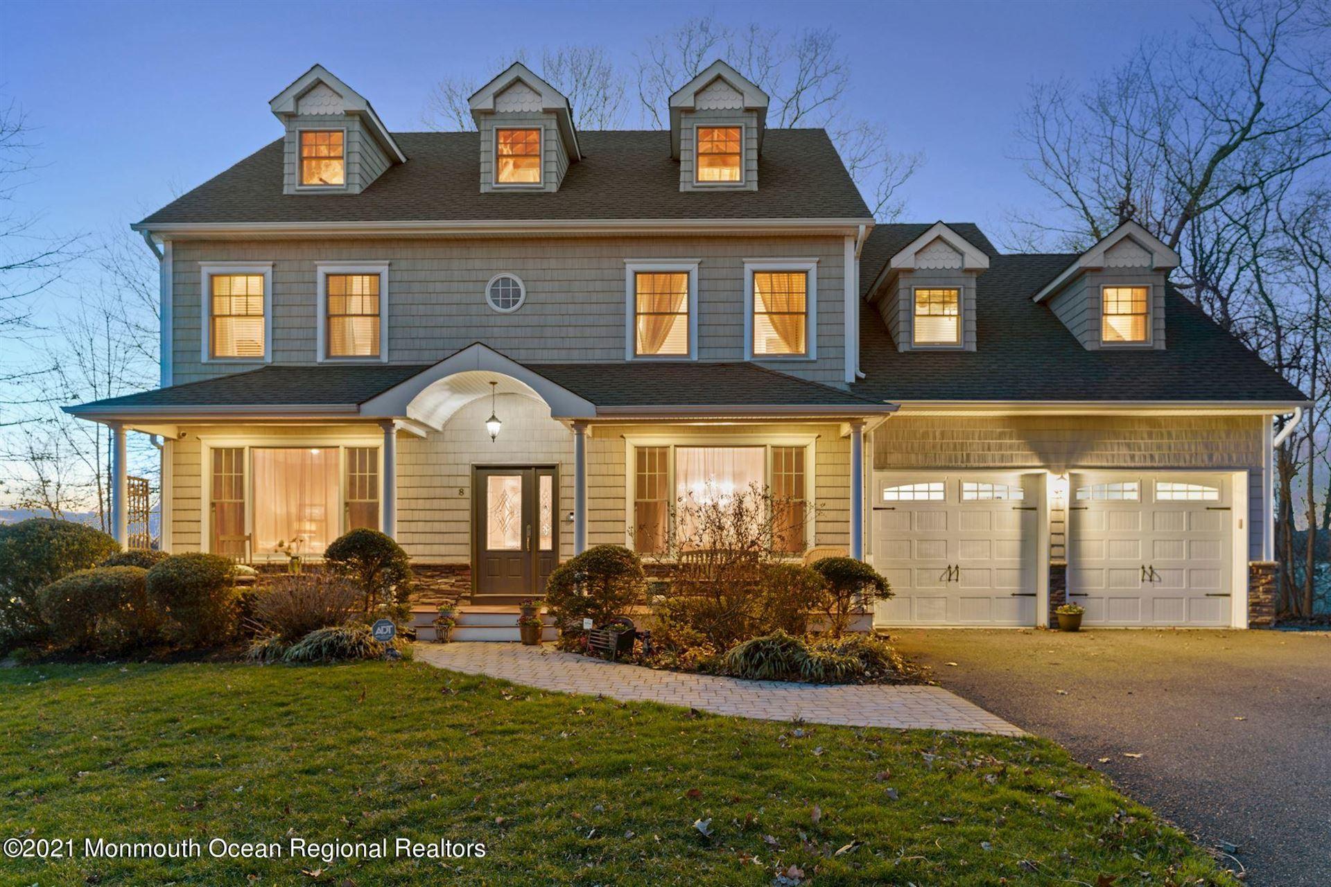 8 Ridgeview Avenue, Atlantic Highlands, NJ 07748 - MLS#: 22109449
