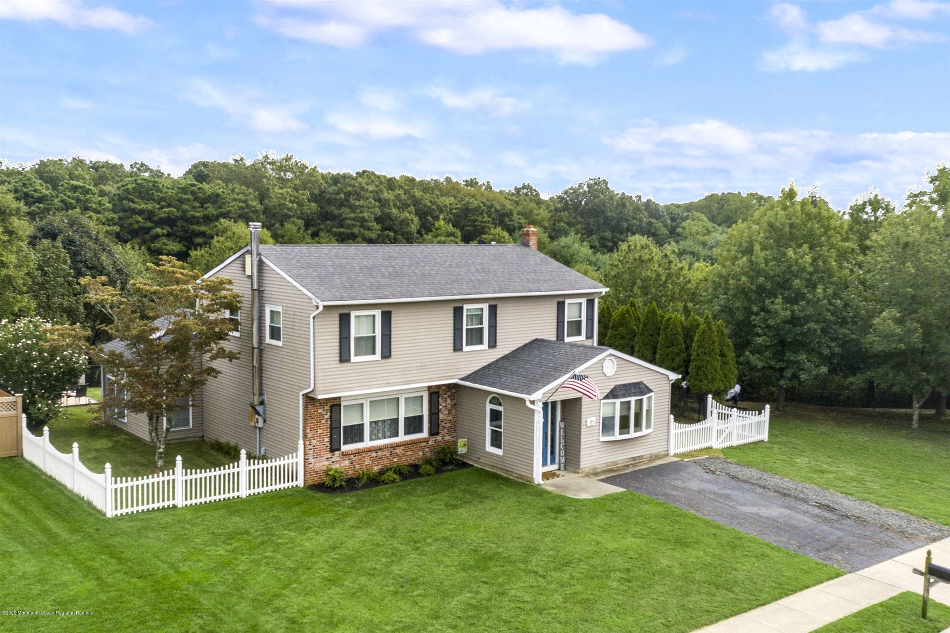 45 Lorelei Drive, Howell, NJ 07731 - MLS#: 22033475