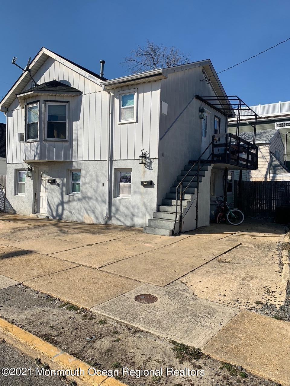 304 Sheridan Avenue #2 Family, Seaside Heights, NJ 08751 - MLS#: 22107495