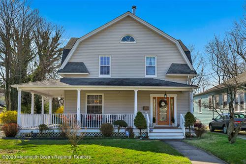 Photo of 234 Vanderveer Place, Long Branch, NJ 07740 (MLS # 22011515)