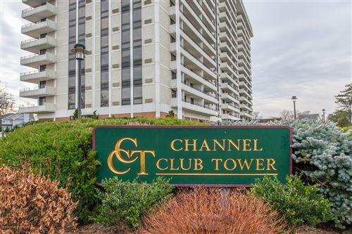 Photo of 1 Channel Drive #1407, Monmouth Beach, NJ 07750 (MLS # 22016559)