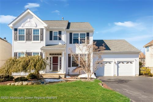 Photo of 6 Brittany Court, Howell, NJ 07731 (MLS # 22105575)