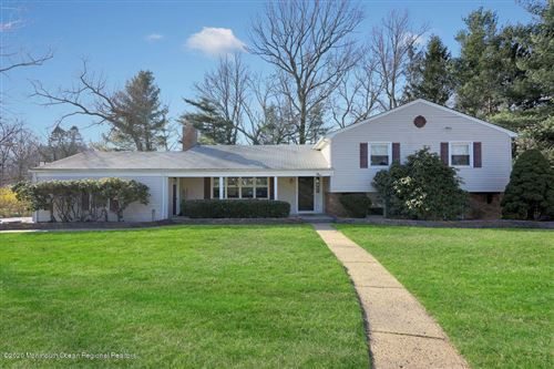 Photo of 1 Wallace Road, Middletown, NJ 07748 (MLS # 22010580)