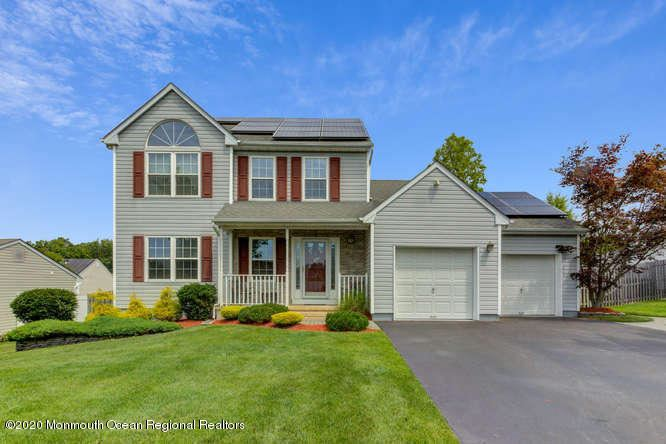 48 Grand Teton Avenue, Howell, NJ 07731 - MLS#: 22021594