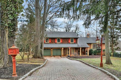 Photo of 10 Old Farm Road, Colts Neck, NJ 07722 (MLS # 22006699)