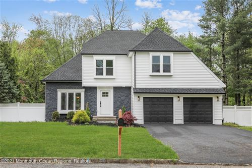Photo of 38 Bayberry Drive, Holmdel, NJ 07733 (MLS # 22114760)
