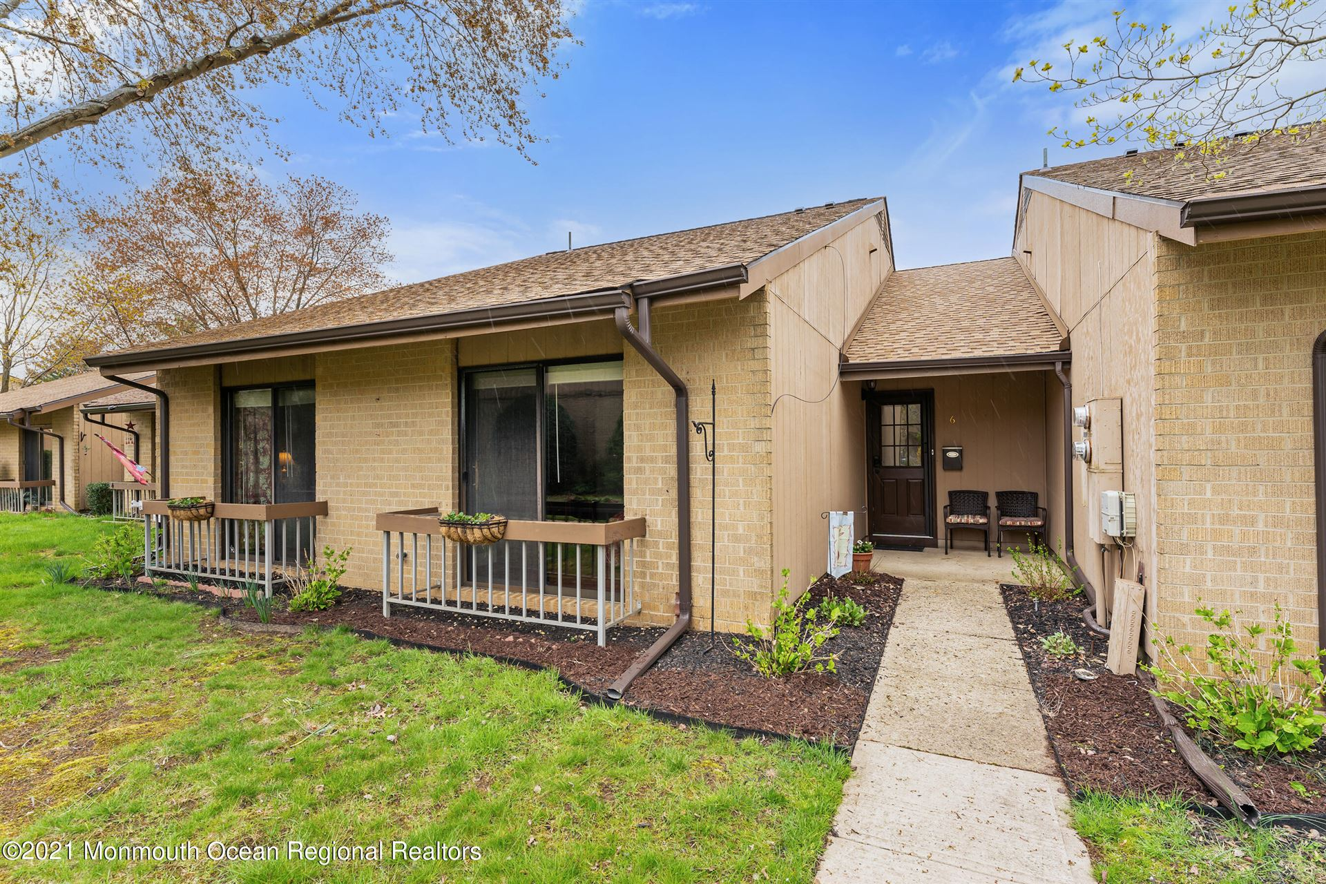 6 Dickinson Court, Red Bank, NJ 07701 - #: 22111770