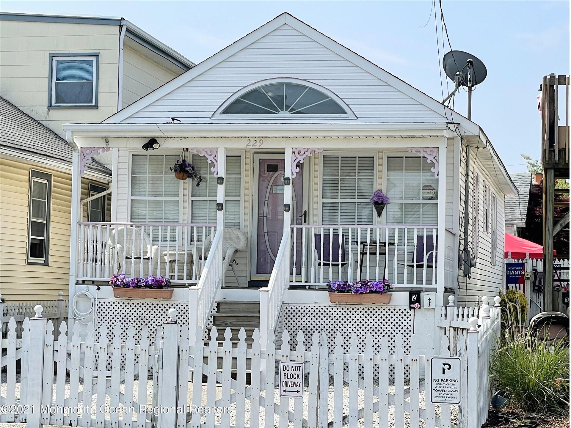 229 Grant Avenue, Seaside Heights, NJ 08751 - MLS#: 22116793