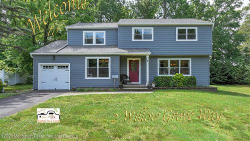Photo of 2 Willow Grove Way, Manalapan, NJ 07726 (MLS # 22118801)