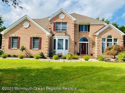 Photo of 1232 Steeplechase Court, Toms River, NJ 08755 (MLS # 22028806)