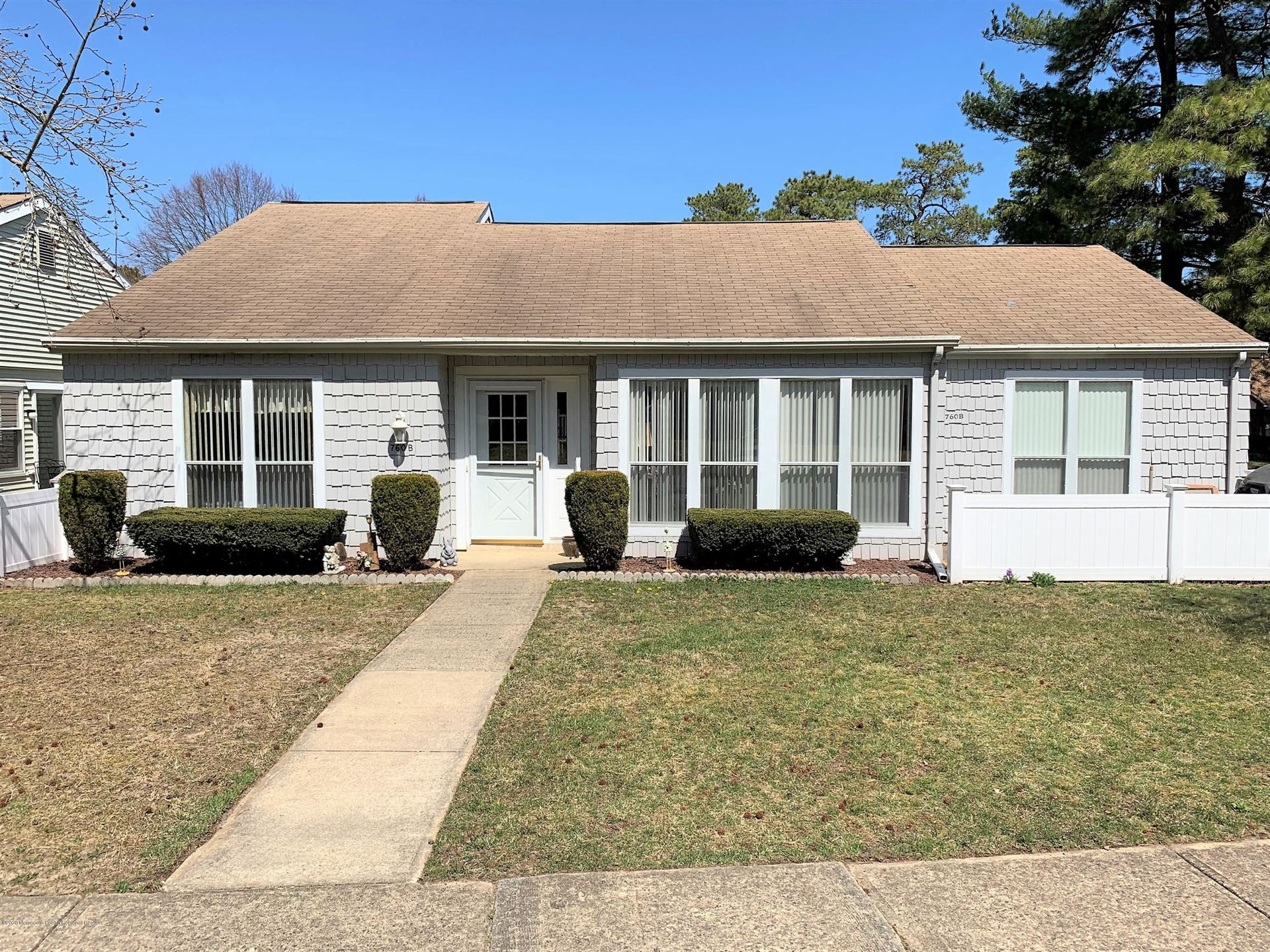 760B Liverpool Circle, Manchester Township, NJ 08759 - #: 22017874