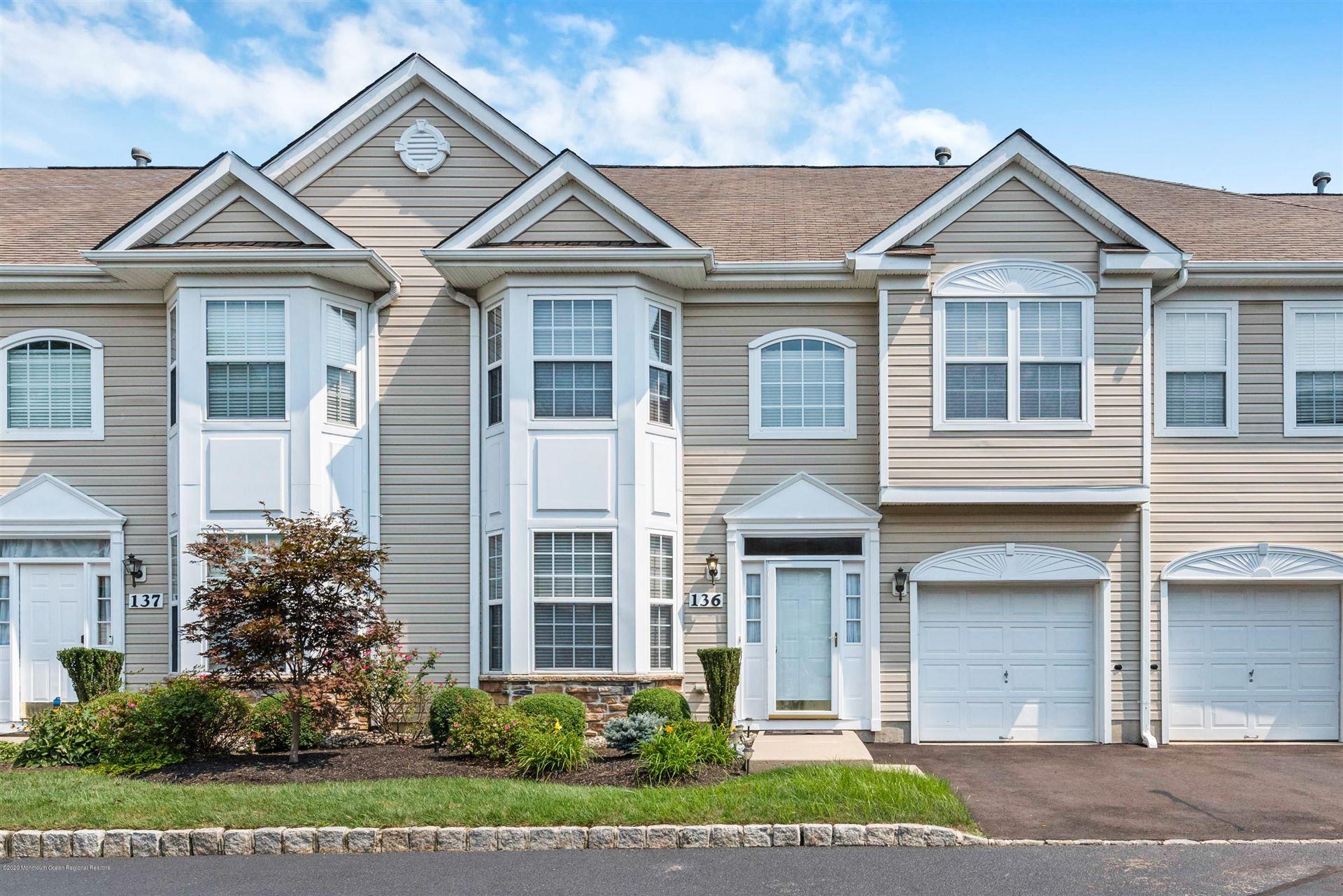 136 Shinnecock Drive, Manalapan, NJ 07726 - MLS#: 22030923
