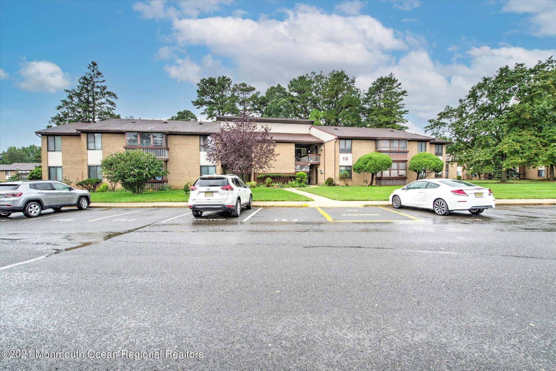 19 Pine Cluster Circle #J, Manalapan, NJ 07726 - MLS#: 22129941