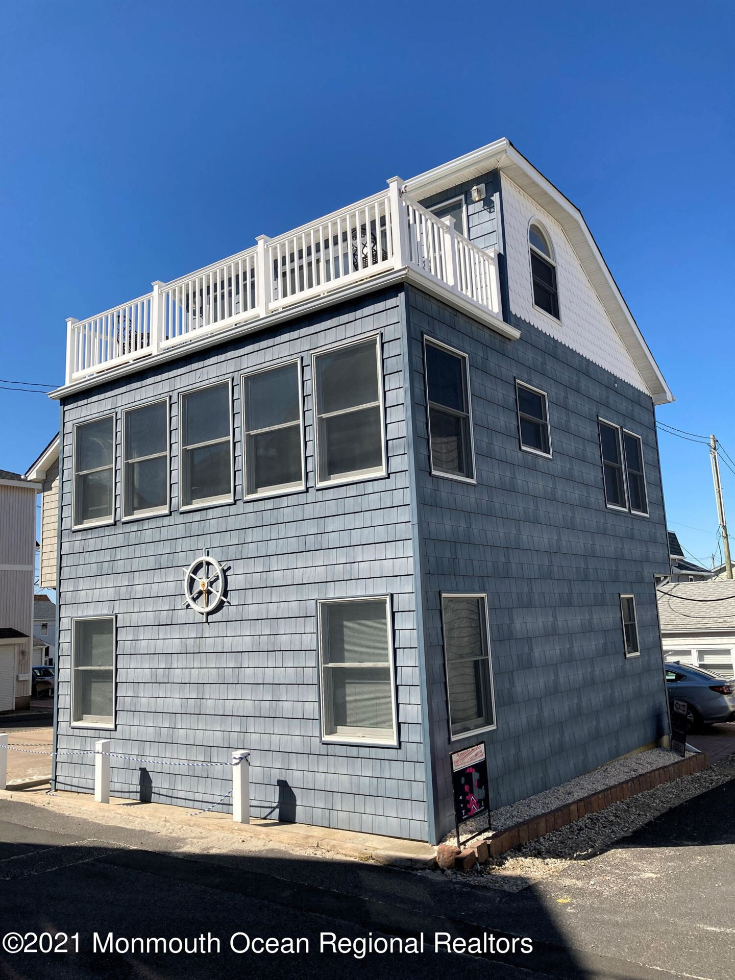 11 E Bay Way, Lavallette, NJ 08735 - MLS#: 22101942