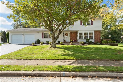 Photo of 4 Diane Drive, Morganville, NJ 07751 (MLS # 22134946)