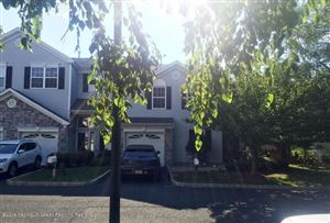 Photo of 12 Bridgepointe Drive, Laurence Harbor, NJ 08879 (MLS # 21941965)