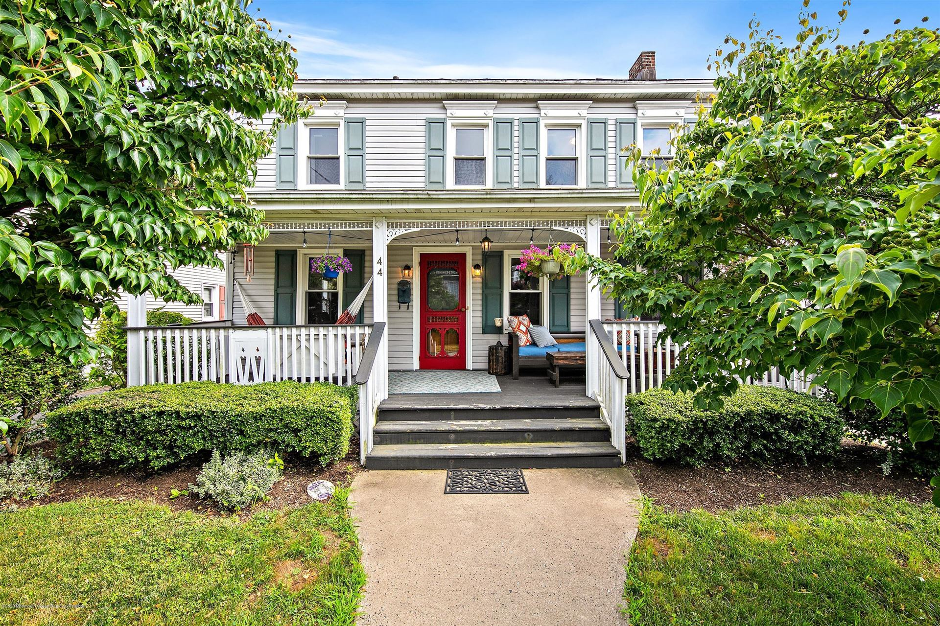 44 Linden Place, Red Bank, NJ 07701 - MLS#: 22022972