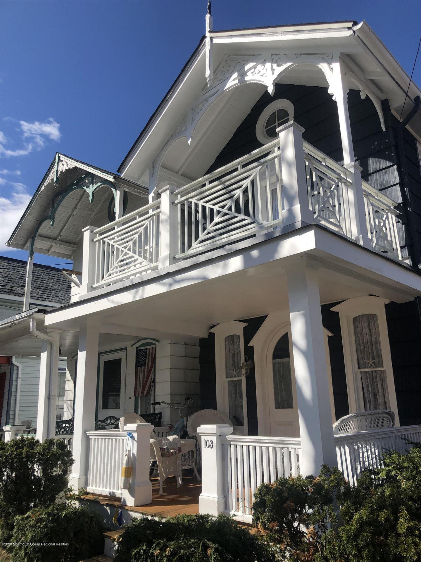 103 Mount Tabor Way, Ocean Grove, NJ 07756 - MLS#: 22011982