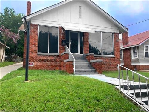 Photo of 623 S McDonough Street, Montgomery, AL 36104 (MLS # 477131)