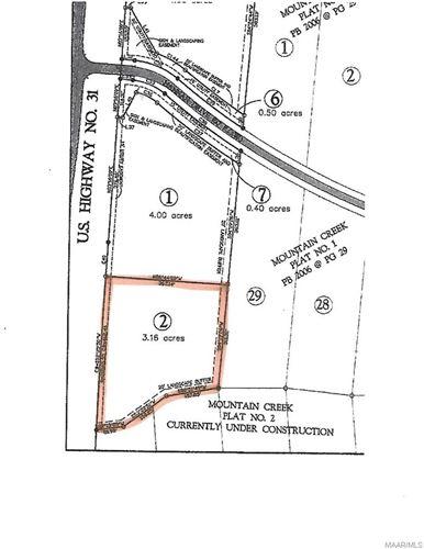 Photo of 2 hwy 31 Highway N, Deatsville, AL 36022 (MLS # 436382)