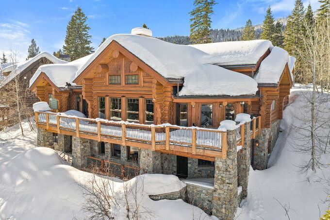 388 Sugarloaf Place, Donnelly, ID 83615 - MLS#: 532779