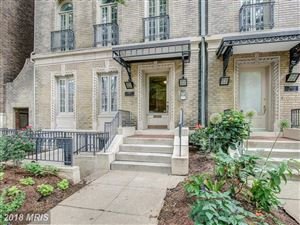 Photo of 2801 CONNECTICUT AVE NW #9, WASHINGTON, DC 20008 (MLS # DC10277002)