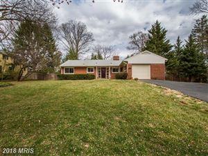 Photo of 4111 SAUL RD, KENSINGTON, MD 20895 (MLS # MC10185002)