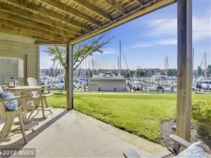 Photo of 7044 HARBOUR VILLAGE CT #T-2, ANNAPOLIS, MD 21403 (MLS # AA10275004)