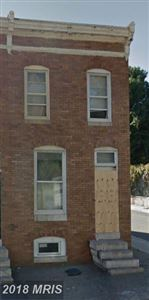 Photo of 524 CATHERINE ST S, BALTIMORE, MD 21223 (MLS # BA10320005)