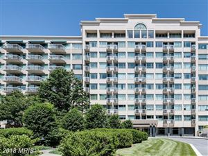 Photo of 5450 WHITLEY PARK TER #303, BETHESDA, MD 20814 (MLS # MC10275006)