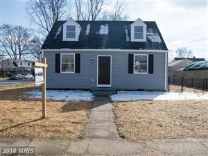 Photo of 8113 DUNDALK AVE, BALTIMORE, MD 21222 (MLS # BC10159007)