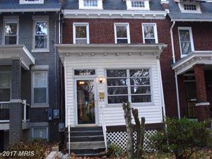 Photo of 1318 LONGFELLOW ST NW, WASHINGTON, DC 20011 (MLS # DC10112007)