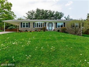 Photo of 12187A OVERLOOK DR, MONROVIA, MD 21770 (MLS # FR10234007)