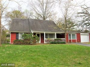 Photo of 12217 ROUND TREE LN, BOWIE, MD 20715 (MLS # PG10218007)