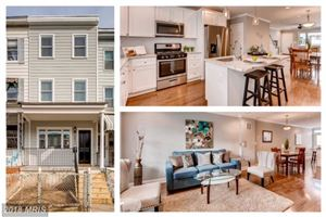 Photo of 3511 HICKORY AVE, BALTIMORE, MD 21211 (MLS # BA10137011)