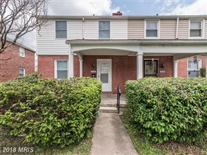 Photo of 1540 WINDEMERE AVE, BALTIMORE, MD 21218 (MLS # BA10247012)