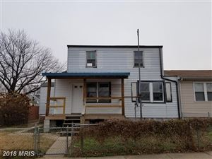 Photo of 1874 MARSHALL RD, BALTIMORE, MD 21222 (MLS # BC10140012)