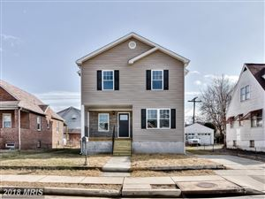 Photo of 7011 BRENTWOOD AVE, DUNDALK, MD 21222 (MLS # BC10141012)