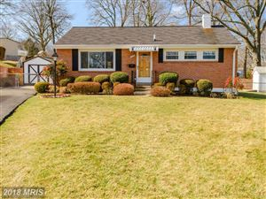 Photo of 6122 ALGONA CT, ALEXANDRIA, VA 22310 (MLS # FX10161012)