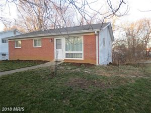 Photo of 1314 DARLINGTON ST, DISTRICT HEIGHTS, MD 20747 (MLS # PG10147012)