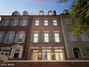 Photo of 23 WILKES ST, ALEXANDRIA, VA 22314 (MLS # AX10327015)