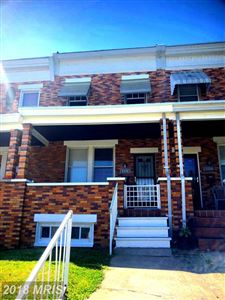 Photo of 3316 PARKLAWN AVE, BALTIMORE, MD 21213 (MLS # BA10252015)