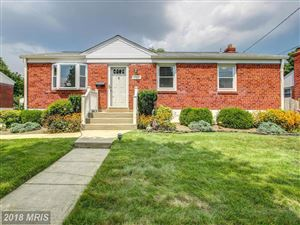Photo of 4707 TOPPING RD, ROCKVILLE, MD 20852 (MLS # MC9014015)