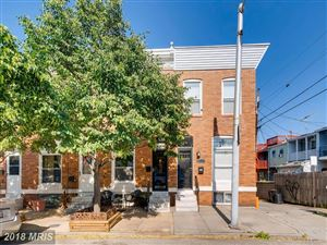 Photo of 819 EATON ST S, BALTIMORE, MD 21224 (MLS # BA10252017)