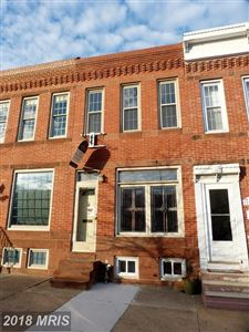 Photo of 806 FORT AVE, BALTIMORE, MD 21230 (MLS # BA10120019)