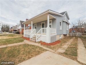 Photo of 4310 FOREST PARK AVE W, BALTIMORE, MD 21207 (MLS # BA10164019)