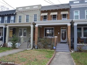Photo of 3723 18TH ST NE, WASHINGTON, DC 20018 (MLS # DC10121019)