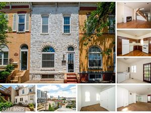 Photo of 1026 FORT AVE, BALTIMORE, MD 21230 (MLS # BA9989021)
