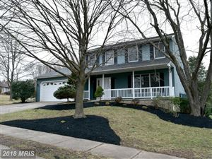 Photo of 7370 PERSHING PL, MARRIOTTSVILLE, MD 21104 (MLS # CR10165021)