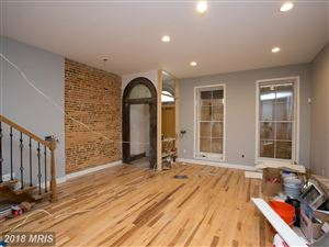 Photo of 1505 BALTIMORE ST, BALTIMORE, MD 21231 (MLS # BA10274025)